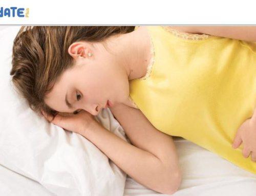 El dolor menstrual en la adolescencia